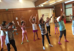 Fotos – Dance Creative Camp 2015